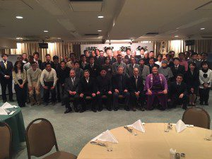 ㈱村井工務店の新年会が行われました!